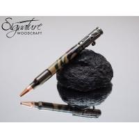#200 - Excalibre Ballpoint Pen in Camoflage Acrylic