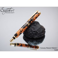 #175 - Tycoon Conway Stewart Hybrid Rollerball Pen