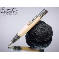 Phoenix Ballpoint Pen in Dark Hedges Beech (Game of Thrones)