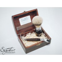 Viscount Essentials Shaving Set (Razor & Brush)